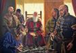 Легенда за кан Кубрат и синовете му