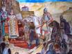 Влизането на Ивайло в Търново, 1277г.