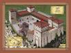 Замък в средновековния град Червен