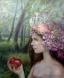 Картина на Мария Илиева