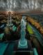 Монументът на Богородица в Хасково