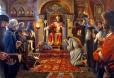 Цар Симеон Велики и неговите приближени