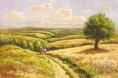 Картина на Юлиан Кръстев