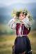 Българско момиче на Еньовден