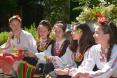 Български момичета на Еньовден