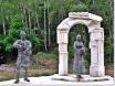Паметникът на родопското гостоприемство