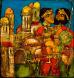 Картина на Ганчо Карабаджаков