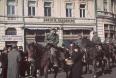Немски войници в Русе, 1941г.
