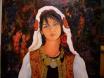 Българка - картина на Симона Константинова