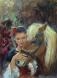 Българка - картина на Йовка Мечкарова