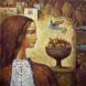 Българка - картина на Валери Ценов