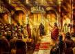 Покръстването на българите при княз Борис I