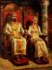 Цар Калоян и царица Целгуба