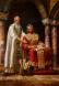 Цар Симеон Велики и Свети Климент Охридски