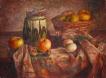 Натюрморт - картина на Никола Аврамов