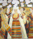Българки - картина на Владимир Димитров-Майстора