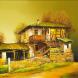 Родопски пейзаж - картина на Бончо Асенов