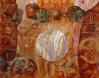 Огледалото - картина на Вили Николов