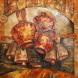 Музика - картина на Вили Николов