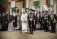 Сватбата на цар Борис III и принцеса Йоанна Савойска - 31 октомври 1930г.