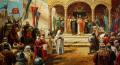 Коронясването на цар Симеон Велики