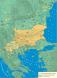 Местата на Балканите, населявани от българи