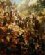 Боят за Шипка - картина на Васил Горанов