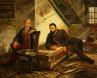 Васил Левски и Христо Ботев