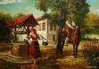 Българи - картина на Васил Горанов