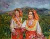 Българки - розоберачки